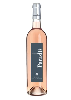 CHATEAU PARADIS ROSE